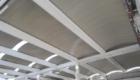 Pannelli curvi su struttura - Cagliari (1)