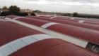 Pannelli curvi Rifacimento tetto San ferdinando di Puglia (2)
