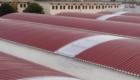 Pannelli curvi Rifacimento tetto San ferdinando di Puglia (3)