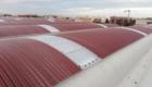 Pannelli curvi Rifacimento tetto San ferdinando di Puglia (6)