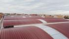 Pannelli curvi Rifacimento tetto San ferdinando di Puglia (7)